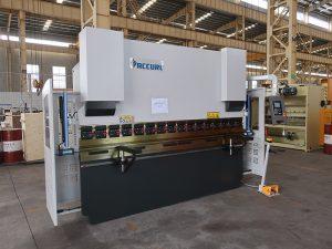 Hydraulisk bøyemaskin CNC 3 aksel trykkbrems til malaysia