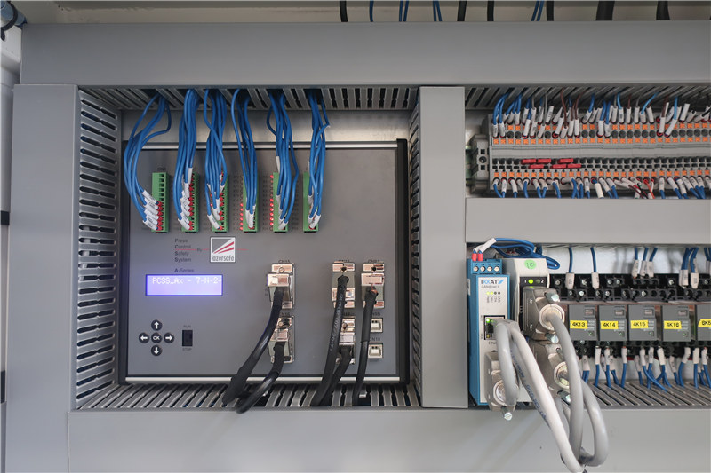 Lazersafe PCSS En serie Safety PLC