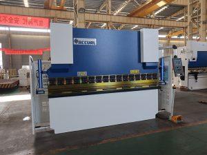 300 Ton hydraulisk nc trykkbremsemaskin 5M med CE-sikkerhetssertifisering