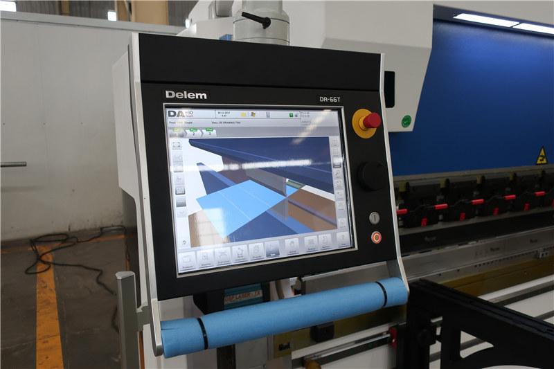 DELEM DA66T 3D CNC-system