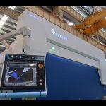 8-aksers CNC hydraulisk trykkbrems 110 tonn 3200 mm
