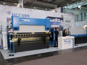 Accurl deltok i tysk utstilling i 2017