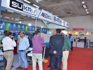 Accurl deltok i India-utstillingen i 2016