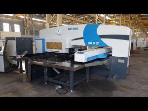 CNC servo-drevet ramturret punch trykk 50 tonn for servo CNC-stansemaskin