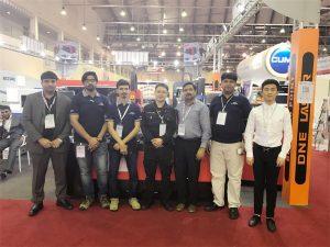 Dubai Delegation Besøk vår utstilling