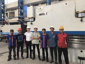 Delegasjonen av Indonesia kom til å besøke vår fabrikk
