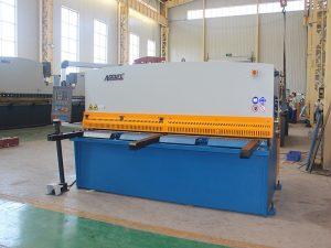Kjente merkevare QC12y / K 12X3200 hydraulisk skjæringsmaskin med god kvalitet