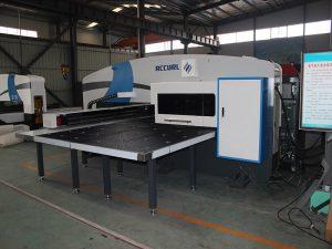 siemens system cnc turret punching machine, automatisk hull punching machine cnc punch press pris