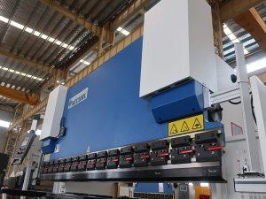 hydraulisk cnc trykkbrems 300 t 3200 med E21 kontroller