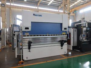 cnc hydraulisk trykkbrems lengde på bøyning 6000mm