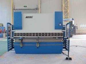 delem cnc kontroller aluminium profil bender maskin og cnc trykkbrems med DA52S