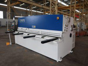 høy klippe nøyaktighet QC12Y 4x2500 plater av metall skjære maskin stålplate hydraulisk skjære maskin