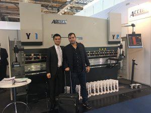 god kvalitet best pris små nye trykkbremser til salgs i Kina