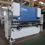 høy kvalitet hydraulisk cnc trykkbremsemaskin estun e20 e21 kontroller med god pris og CE