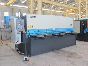 hydraulisk guillotin hydraulisk skjæringsmaskin med høy kvalitet