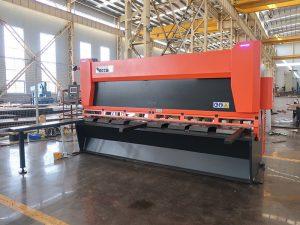 hydraulisk skjæringsmaskin QC12y-6X3200 hydraulisk skjæremaskin hydraulisk guillotinskjær