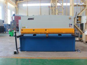 stålplate hydraulisk skjæringsmaskin til salgs