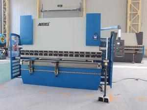 WC67K serie CNC hydraulisk trykkbrems